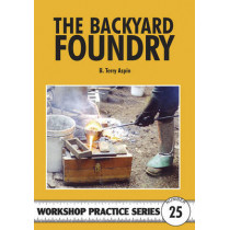 The Backyard Foundry by B. Terry Aspin, 9781854861467