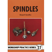 Spindles by Harprit Sandhu, 9781854861498
