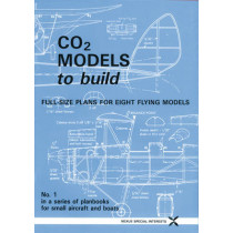 CO2 Models to Build by Vic Smeed, 9781854861566