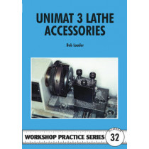 Unimat III Lathe Accessories by Bob Loader, 9781854862136