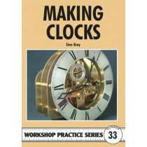 Making Clocks by Stan Bray, 9781854862143