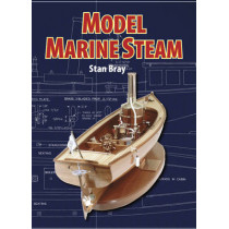 Model Marine Steam by Stan Bray, 9781854862457