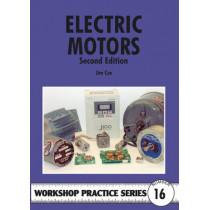 Electric Motors by Jim Cox, 9781854862464