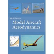 Model Aircraft Aerodynamics by Martin Simons, 9781854862709