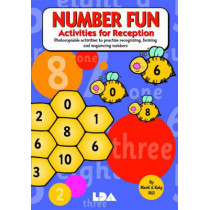 Number Fun: Activities for Key Stage One by Mark Hill, 9781855033146