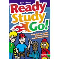 Ready Study Go!: Break Down the Barriers to Success with the Magical Mansion Gang by David Thomson, 9781855034150