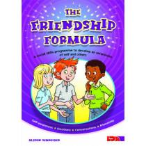 The Friendship Formula by Alison Schroeder, 9781855034471
