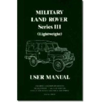 Land Rover Series 3 Military Lightweight Handbook by Brooklands Books Ltd, 9781855200159