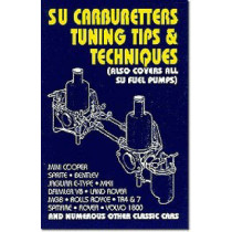 SU Carburettors Tuning Tips and Techniques by R M Clarke, 9781855202559