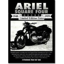 Ariel Square Four 1948-1959 Limited Edition Extra by R. M. Clarke, 9781855206236