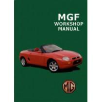 MGF Workshop Manual, 9781855207165