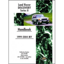 Land Rover Discovery Series II 1999-2004 MY Handbook: Publication Number LRL 0459BB Which Includes LRL 0459ENG and LRL 0545ENG by R. M. Clarke, 9781855208438