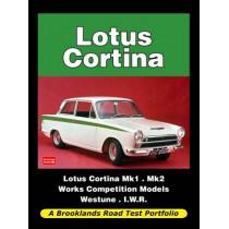 Lotus Cortina Road Test Portfolio by R. M. Clarke, 9781855208612