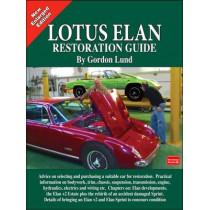 Lotus Elan  Restoration Guide by Gordon Lund, 9781855209466