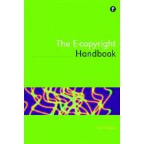 The E-copyright Handbook by Paul Pedley, 9781856048279