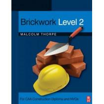 Brickwork Level 2 by Malcolm Thorpe, 9781856177658