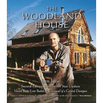The Woodland House by Ben Law, 9781856230445