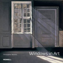 Windows in Art by Christopher Masters, 9781858945545