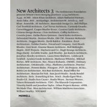 New Architects 3: Britain's Best Emerging Practices by The Architecture Foundation, 9781858946450