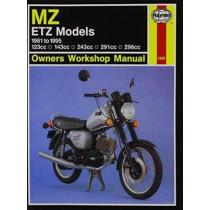 MZ ETZ Models (81 - 95) by Haynes Publishing, 9781859600658