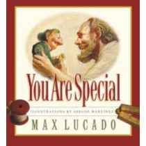 You are Special by Max Lucado, 9781859855454