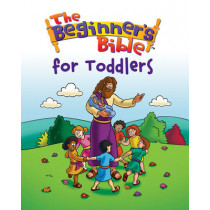 The Beginner's Bible for Toddlers by Kelly Pulley, 9781859857410