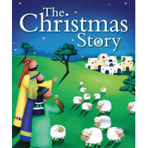 The Christmas Story by Juliet David, 9781859859407