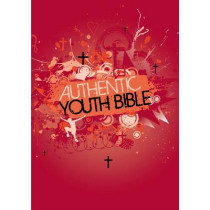 ERV Authentic Youth Bible Red by Bible League International, 9781860248184
