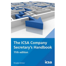 The ICSA Company Secretary's Handbook by Douglas Armour, 9781860726781