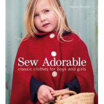 Sew Adorable by Vanessa Mooncie, 9781861089311