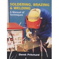 Soldering, Brazing and Welding by Derek Pritchard, 9781861263919