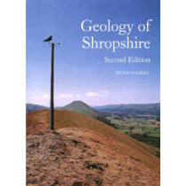 Geology of Shropshire by Peter Toghill, 9781861268037