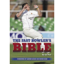 Fast Bowler's Bible by Ian Pont, 9781861268518
