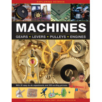 Exploring Science: Machines by Chris Oxlade, 9781861474902