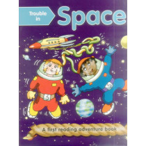 Trouble in Space (Giant Size) by Nicola Baxter, 9781861474919