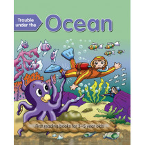 Trouble Under the Ocean (giant Size) by Nicola Baxter, 9781861474933
