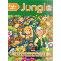 Trouble in the Jungle by Nicola Baxter, 9781861474940