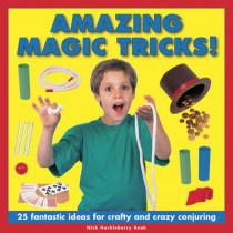 Amazing Magic Tricks! by Nick Huckleberry Beak, 9781861476340