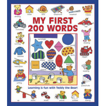 My First 200 Words (giant Size) by Nicola Baxter, 9781861477590