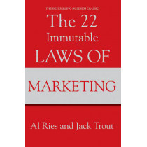 The 22 Immutable Laws Of Marketing by Al Ries, 9781861976109