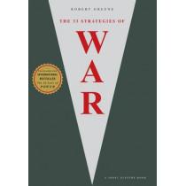 The 33 Strategies Of War by Robert Greene, 9781861979780