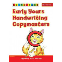 Early Years Handwriting Copymasters by Lyn Wendon, 9781862092501