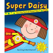 Super Daisy by Kes Gray, 9781862309647