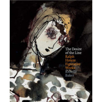 The Desire of the Line: Ralph Hotere Figurative Works by Kriselle Baker, 9781869403430