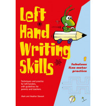 Left Hand Writing Skills: Fabulous Fine Motor Practice: Book 1 by Mark Stewart, 9781869981761