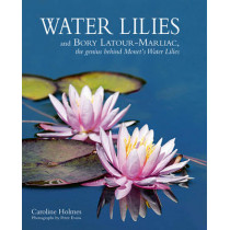 Water Lilies by Caroline Holmes, 9781870673839