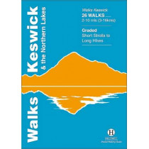 Walks Keswick and the Northern Lakes by Richard Hallewell, 9781872405049