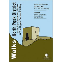 Walks North Peak District: Including Castleton, Edale and the Upper Derwent Valley by Richard Hallewell, 9781872405483