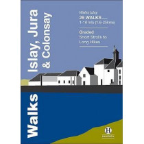 Walks Islay, Jura & Colonsay by Paul Williams, 9781872405650