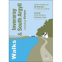 Walks Inveraray & South Argyll: Including Kintyre by Paul William, 9781872405681